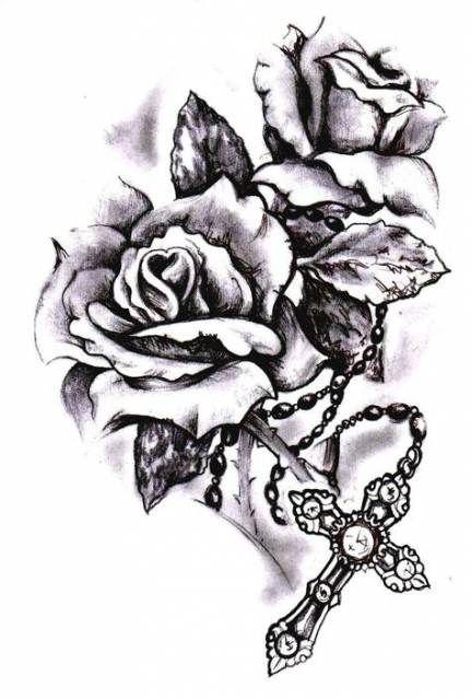 Tattoo skiss