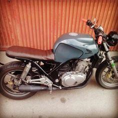 Honda CB 500 Cafe Racer De Mateomcl