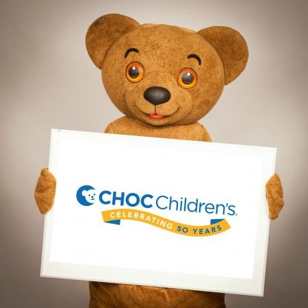Happy 50th anniversary, CHOC Children's!