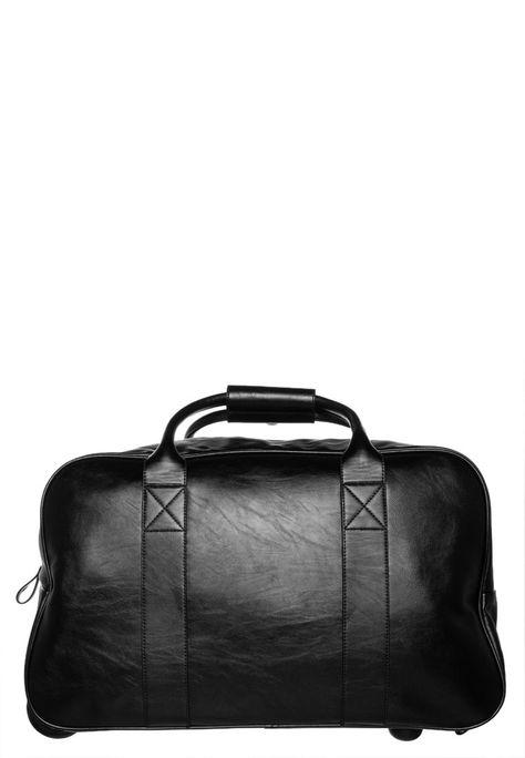 el más nuevo 74f9f d8ffa Bolsa de viaje - black @ Zalando.es 🛒 | Men Bags - Bolsos ...