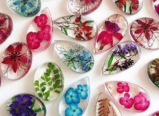 10 Tips Bermanfaat Sehubungan Dengan Kerajinan Resin Perhiasan