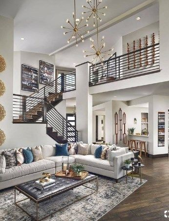 35 Ideas Of House Decorations For This Season Contemporary Decor