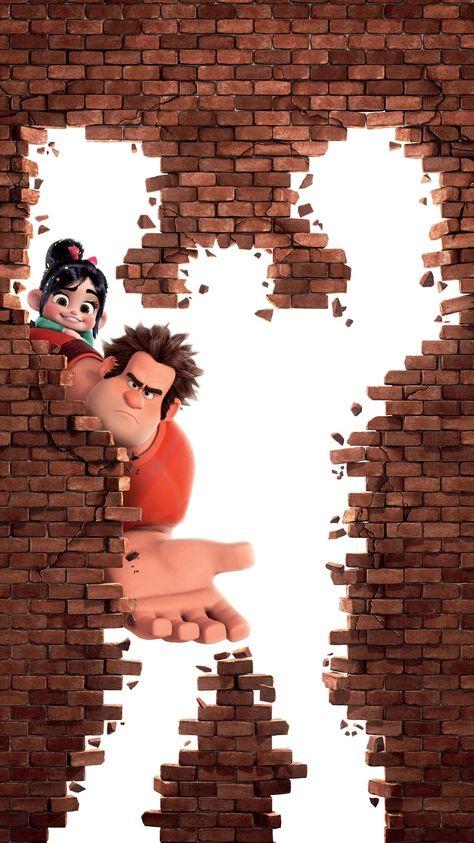 Wreck-It Ralph (2012) Phone Wallpaper | Moviemania