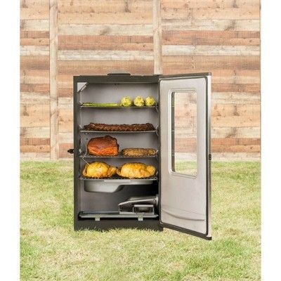 Masterbuilt 40 Inch Outdoor Barbecue Digital Electric Meat Smoker