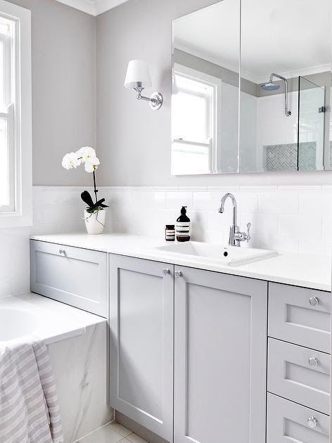 22+ Bathroom storage cabinets in grey ideas