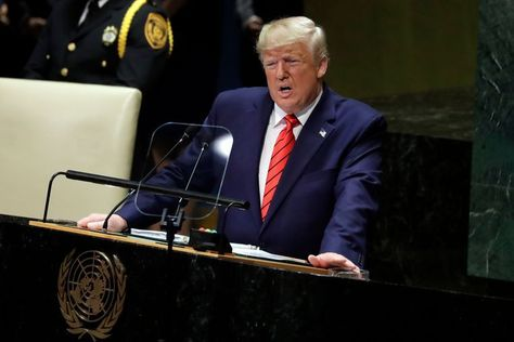The Chinese Government has rejected the statements made by US President Donald Trump, who, at the UN General Assembly, called for Beijing to respect Hong Kong's freedom. He also called for the 'abuse' to be stopped at the level of trade. The spokesman for the Chinese State Department, Geng Shuang, complained about the 'false statements' … The post China rejects Trump's criticism during UN speech appeared first on Afrinik.