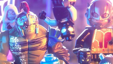 LEGO Marvel Superheroes 2 Cheat Codes and Stud Unlocks