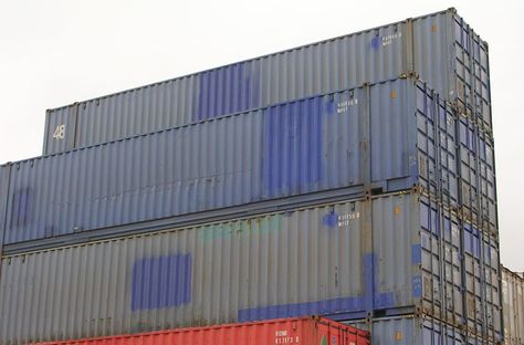 17 Container Makers Ideas Container Steel Storage Containers Sea Can