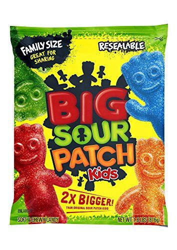 Pin By Natalie Forrest On Food Sour Patch Sour Patch Kids Kids Candy