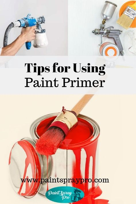 How Long Does it Take Primer to Dry? | Paint primer ...