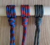 Load image into Gallery viewer, hiking stick lanyard color choices