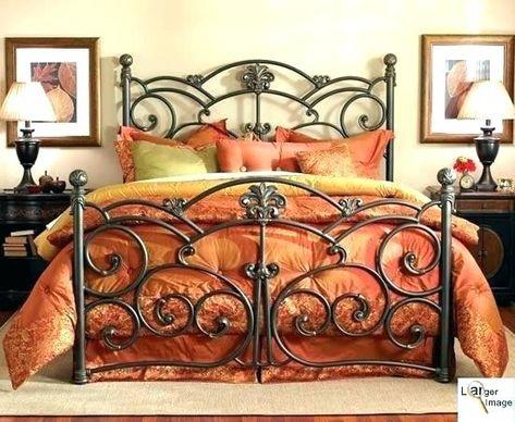 Ziemlich Antik Metall Bett Eisenbett Eisenmobel Und Bettgestell