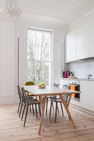 Chaise J77 Hay 162 Interieur Moderne De Cuisine Design De Cuisine Moderne Petit Appartement