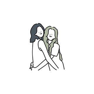 ぱちまるさん Pa Chimaru Instagram写真と動画 かわいい イラスト 手書き キュートなスケッチ 線画アート