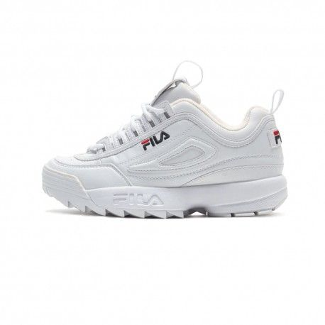 quality design 58b86 33d42 Fila Disruptor Blancas Low a la mejor calidad al mejor precio en stock,  Fila Disruptor Low solo en Shoes and More