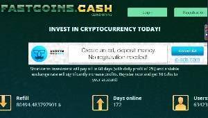 FASTCOIN CASH | Free Bitcoin mining | Free bitcoin mining