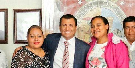 La autoridad de San Juan Bautista Lo de Soto reconoce en Samuel Gurrión a un representante popular comprometido con su labor