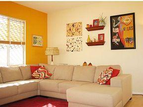 Como Pintar Una Sala Pequena De Dos Colores Colores Para Salas Pequenas Como Pintar Una Sala Colores Para Sala Comedor