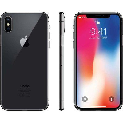 Iphone X Gray 64gb Online For Best Price In Saudi At Jarir Bookstore Iphone Apple Iphone Phone
