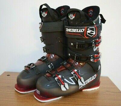 Ski Boots Second-Hand Salomon Mission 550 Black//Gray
