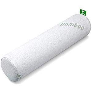 Cushy Form Neck Roll Pillow For Sleeping Cylinder Round Cushion For Cervical Su Cushy Form Neck Roll Pillow For Neck Roll Pillow Roll Pillow Round Cushion