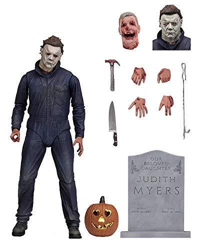 NECA - Halloween (2018 Movie) - 7 Scale Action Figure - Ultimate Michael Myers - Limited Edition