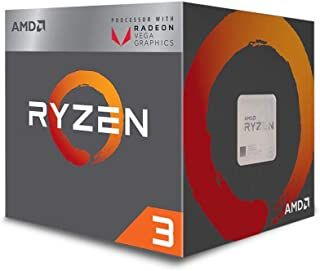 March 06 2020 At 06 33pm Amd Ryzen 3 2200g With Radeon Vega 8 Graphics Desktop Processor 4 Cores Up To 3 7ghz 6mb Cache Am4 Socket Yd22 In 2020 Amd Graphic Card Vega