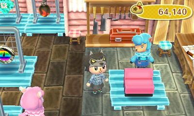 Box Sofaleather Color Pinkcost To Customize 240 Bells Animal Crossing Wood Colors New Leaf