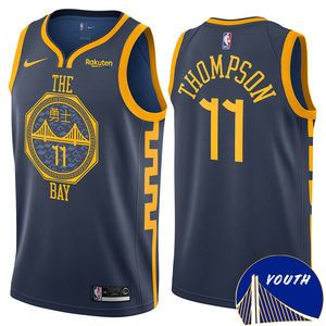new concept 3ecc8 723ea Golden State Warriors Nike Dri-FIT Youth Chinese Heritage ...
