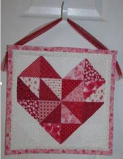 Cowlewbia Die Cutter S Guild Valentine Project Wall Quilts Heart Quilt Heart Quilt Pattern