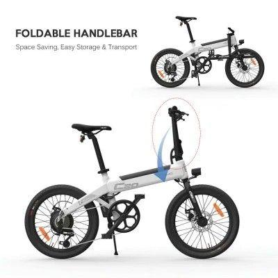 Original Xiaomi Himo C20 Folding Electric Bicycle Moped E Bike