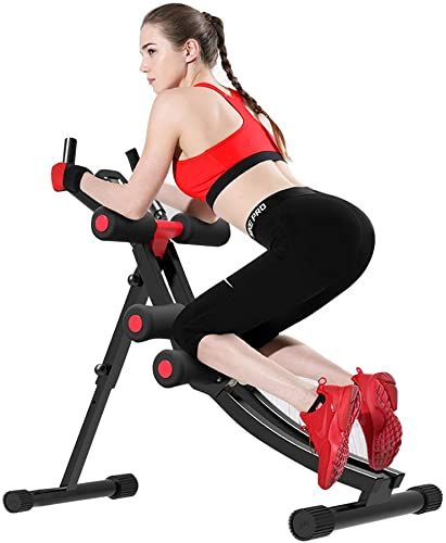 Amazing Offer On Fitlaya Fitness Core Abdominal Trainers Ab Workout Machine Home Gym Strength Training Ab Cruncher Foldable Fitness Equipment Online Thetoph In 2020 Abs Workout Gym Ab Workout
