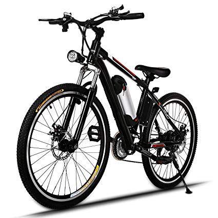 Electric Mountain Bike Jqstar 25 Aluminum 21 Speed Us Stock