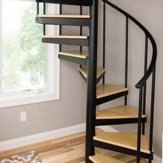 38 Luxury Spiral Staircase Suggestions Built To Impress Circular Stairs Small Space Staircase Curved Staircase