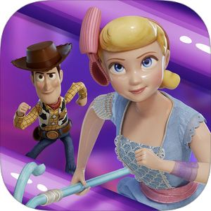 Toy Story Drop By Big Fish Games Inc Bo Peep Toy Story Toy Story Sheriff Woody Pride