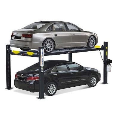 Classic Lift Hydraulic Car Parking System To Ensure Hassle Free Parking Space Car Hoist Hydraulic Cars Car Stacker