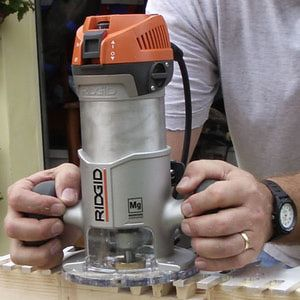 Beginning Woodworking: Learning How to Use a Router: What is a Wood Router?