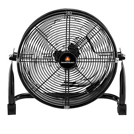 Countyline 12 In Portable Drum Fan Sfd 300b At Tractor Supply Co Tractor Supply Co Tractor Supplies Industrial Fan