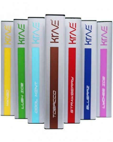 Krave Disposable Vape Pen 5 Salt Nic Juice 1 3ml In 2020 Vape Pens Vape Pen