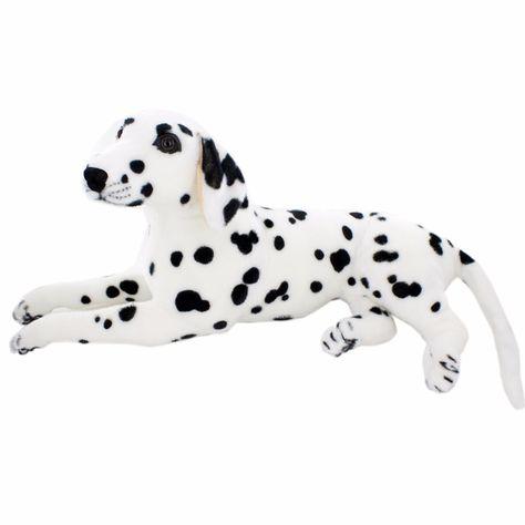 Xmas Jesonn Realistic Stuffed Animals
