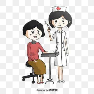Injection By Syringe For Nurses And Patients Patient Clipart Healthy Doctor Png Transparent Clipart Image And Psd File For Free Download In 2021 Cartoons Png Clip Art Cartoon
