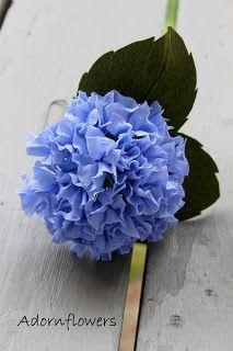 Adornflowers paper hydrangea paper flowers pinterest paper adornflowers paper hydrangea mightylinksfo Gallery