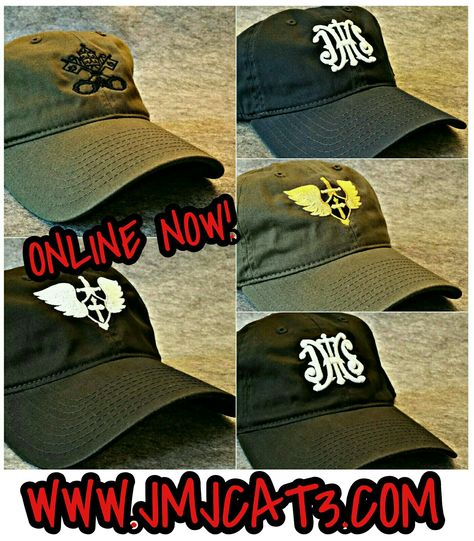 New! JMJCat3 Head Gear now available,  exclusively at www.jmjcat3.com