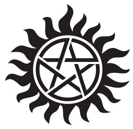 You know your a Supernatural fan when you want this tattooed on your body some where