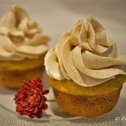 Cupcakes mit Kürbis, herrlich gewürzt für den Herbst  http://de.allrecipes.com/rezept/7125/gew-rz-cupcakes-mit-k-rbis.aspx