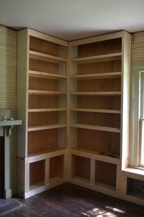 Building Built Ins Bookshelves Built In Office Built Ins Built