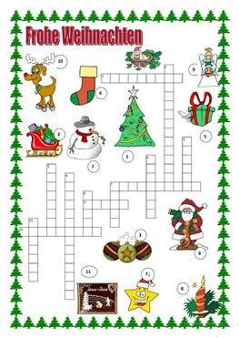 Weihnachten Deutsche Weihnachten Weihnachten Weihnachtsarbeitsblatter