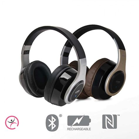 TDK WR780 On Ear Bluetooth Headphones