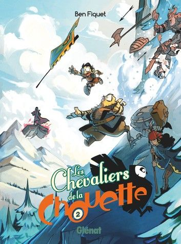 Les Chevaliers De La Chouette Tome 02 Ebook By Ben Fiquet Rakuten Kobo Chevalier Joe Madureira Chouette