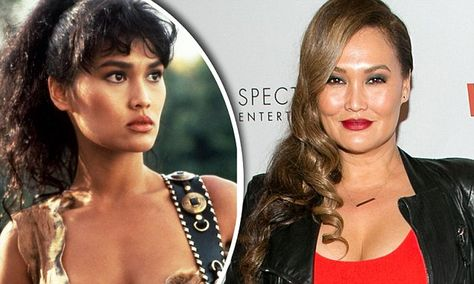 Tia Carrere steps with daughter for 25th anniversary of Wayne's World